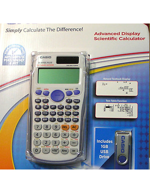 Casio FX-300MS Plus Scientific Calculator | Engineer's