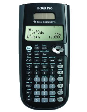 Texas Instruments Ti 36x Pro Scientific