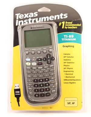 Texas instruments calculators review: ti 84, 83 or 89?